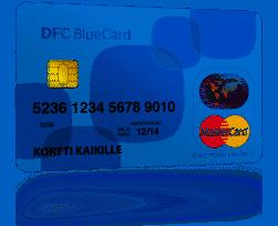 Laina.fi luottokortilla rahaa 200-500 euroa käyttöön