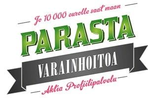 Suomen parasta varainhoitopalvelua