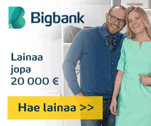 BigBank laina - kokemuksia ja arvostelut